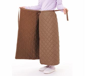 あったか巻きスカート