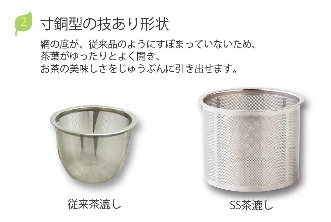 白磁渦 SS大土瓶