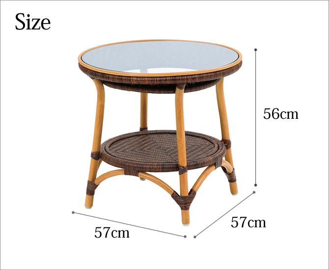 Handmadeシリーズ テーブル T114CB